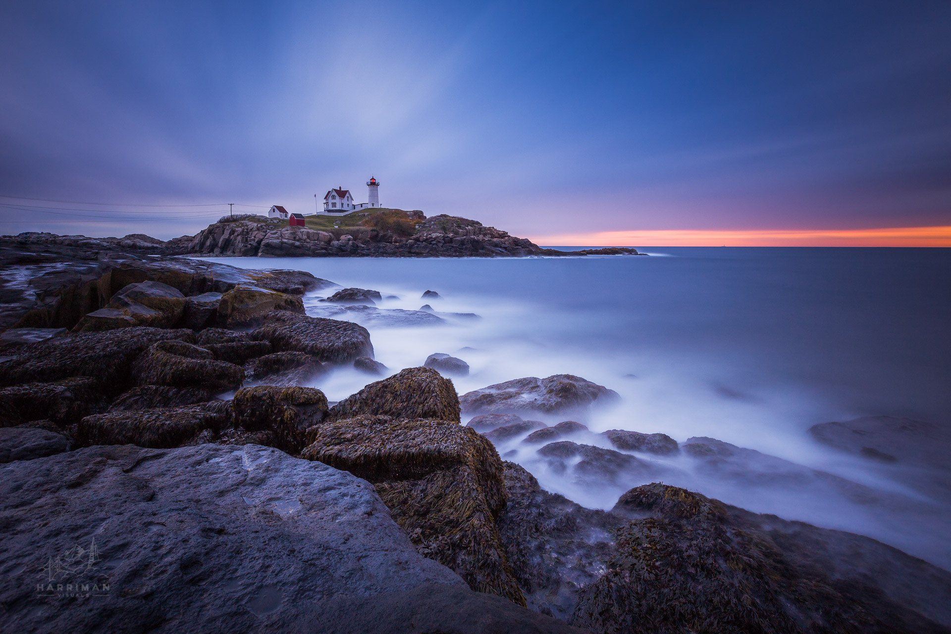 Nubble Point Lighthouse